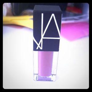NARS Mini Velvet Lip Glide in BOUND. New in Box.